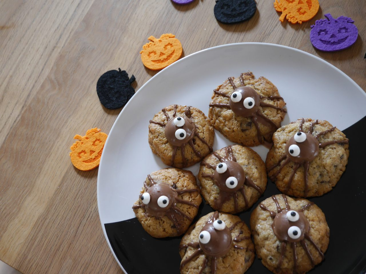 köln beste, backen, rezept, cookies, halloween