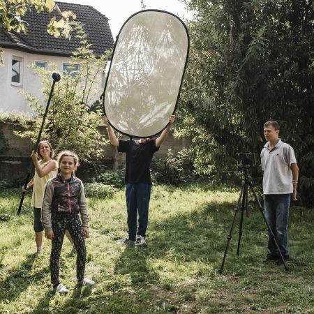 filmworkshop smartphone Villa GAG Köln