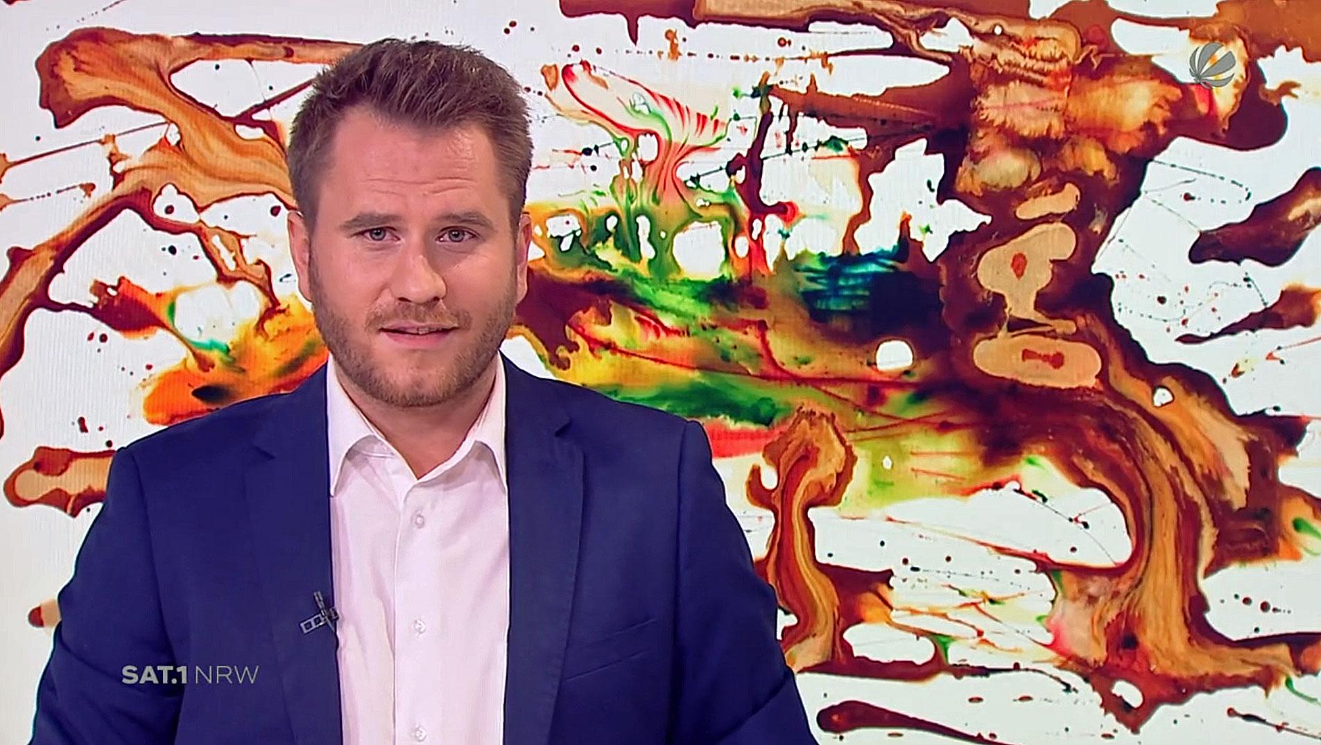 sat.1 Sat1 NRW GAG Köln Manfred Dahmen Das teuerste Kunstwerk der Welt