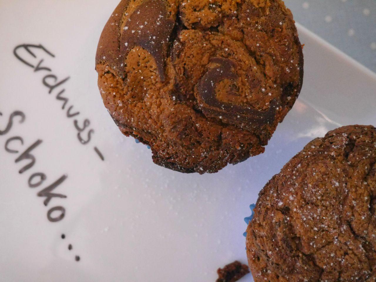 köln beste backen erdnuss schoko muffins