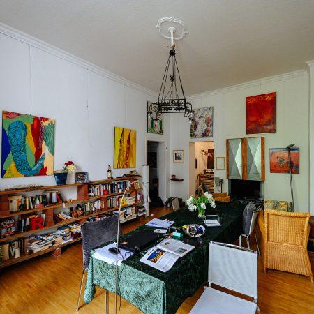 Malfitani zohus Köln Beste GAG Immobilien AG Südstadt Atelier Maler Künstler