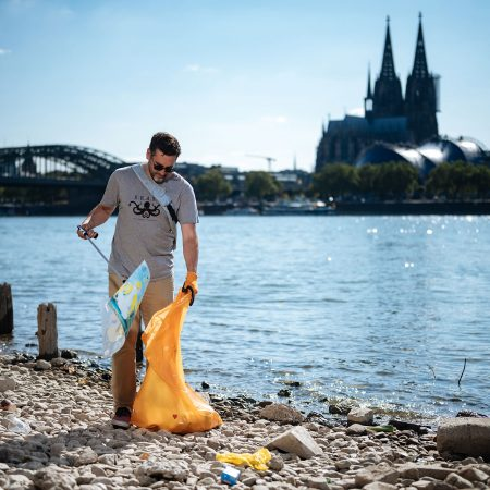 Christian Stock KRAKE Rhein Koeln Beste GAG Immobilien AG Schauspieler Model