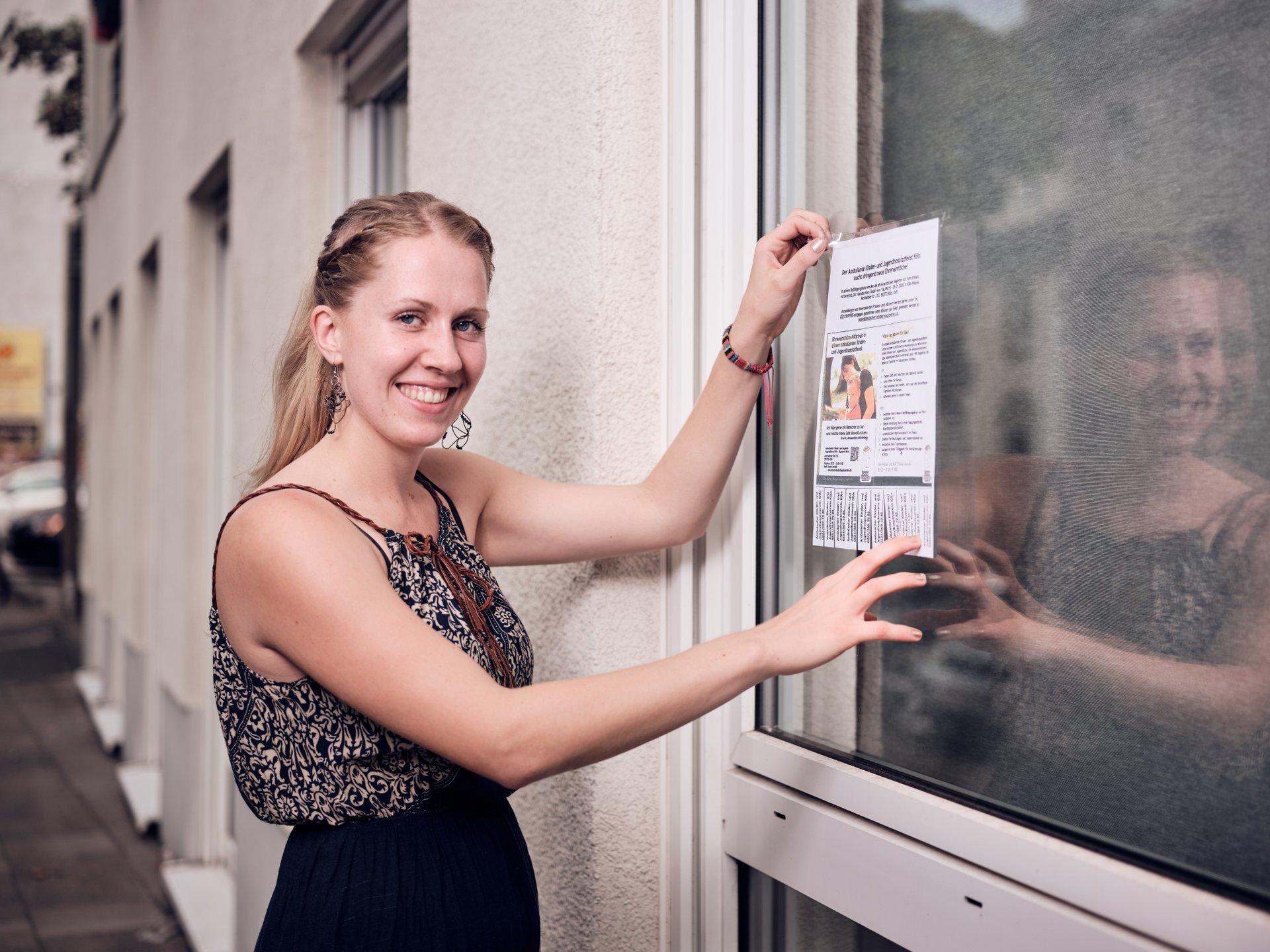 Ambulanter Kinder-und Jugendhospizdienst Koeln GAG Immobilien AG Michelle Bäcker