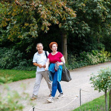 welcome walk to cologne Köln koelnbeste GAG Rahma Alkkhouri Mathias Voss Kölner Freiwilligen Agentur e.V.