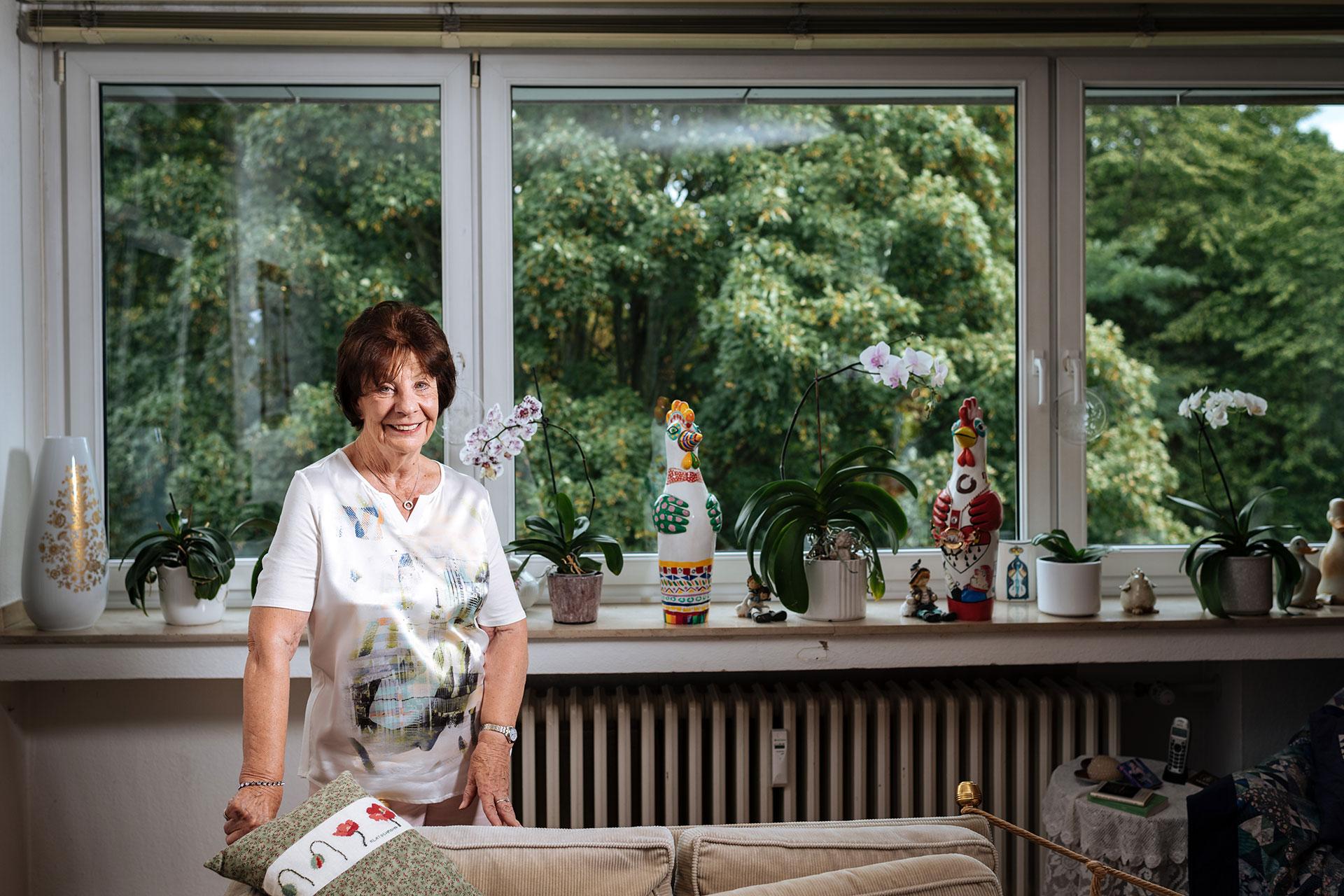 Katharina Petzholdt Köln Beste Menschen Kölsch Dozentin Kölner Wochenspiegel GAG Immobilien AG Zollstock Kölsch Akademie