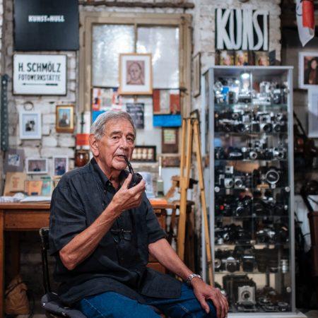 Wim Cox Fotograf Koeln Beste GAG Immobilien AG Kamera Museum Kunst