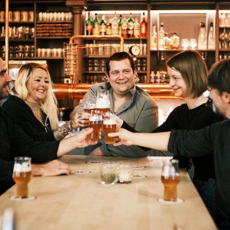 Bierbrauen mit Ben Ott von der Kölner Brauerei Duex