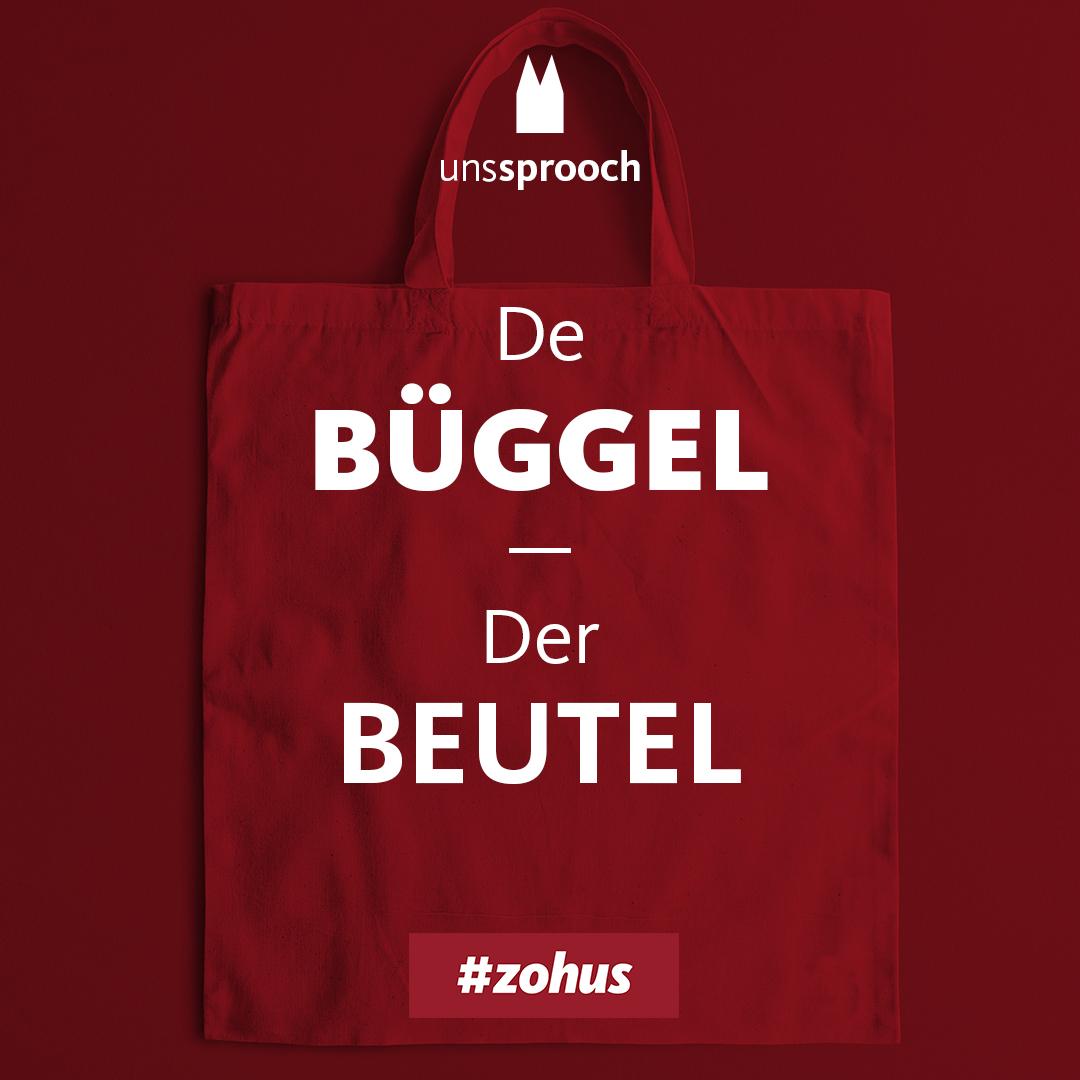 Köln Beste Uns Sprooch_bueggel
