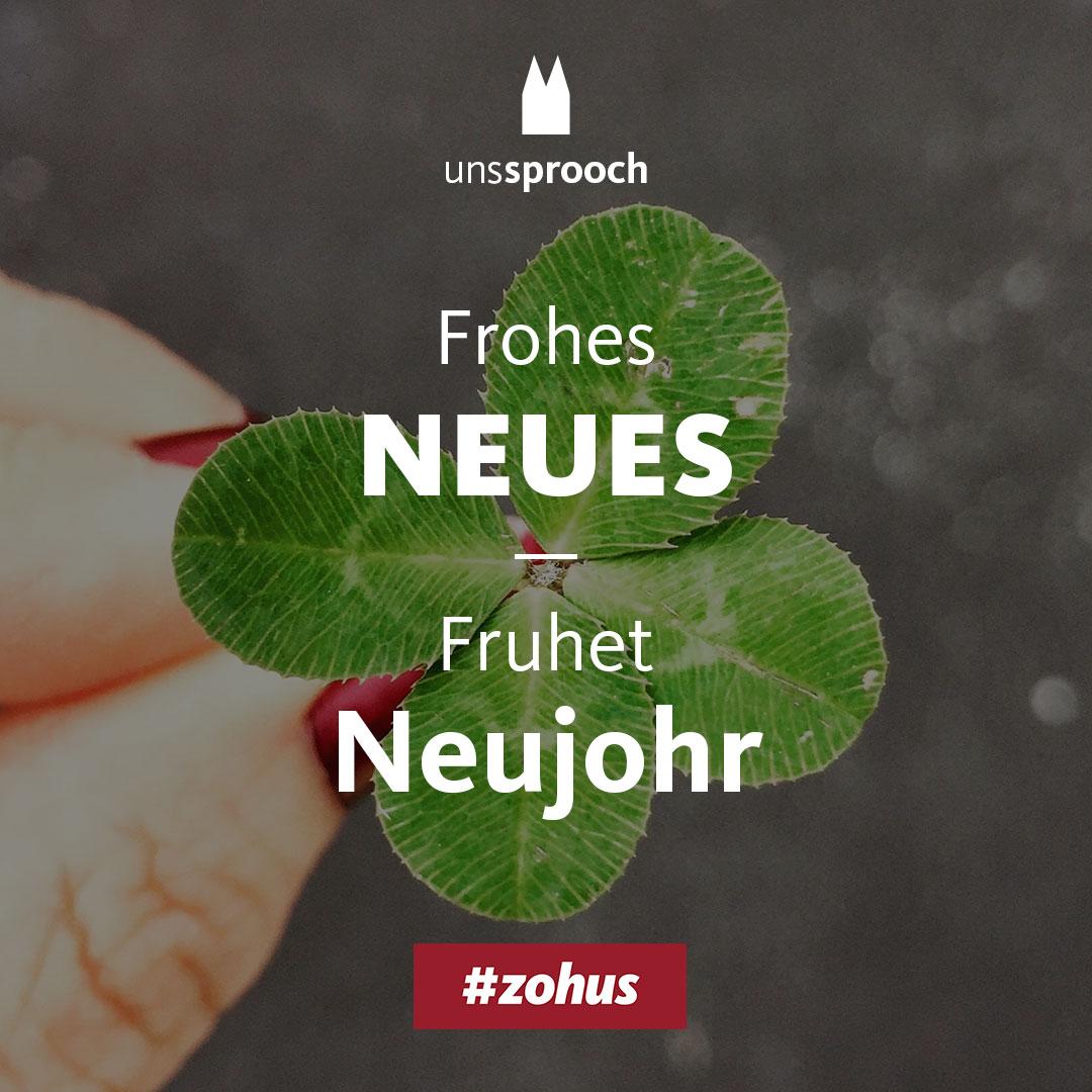 Köln Beste Uns Sprooch_frohes neues