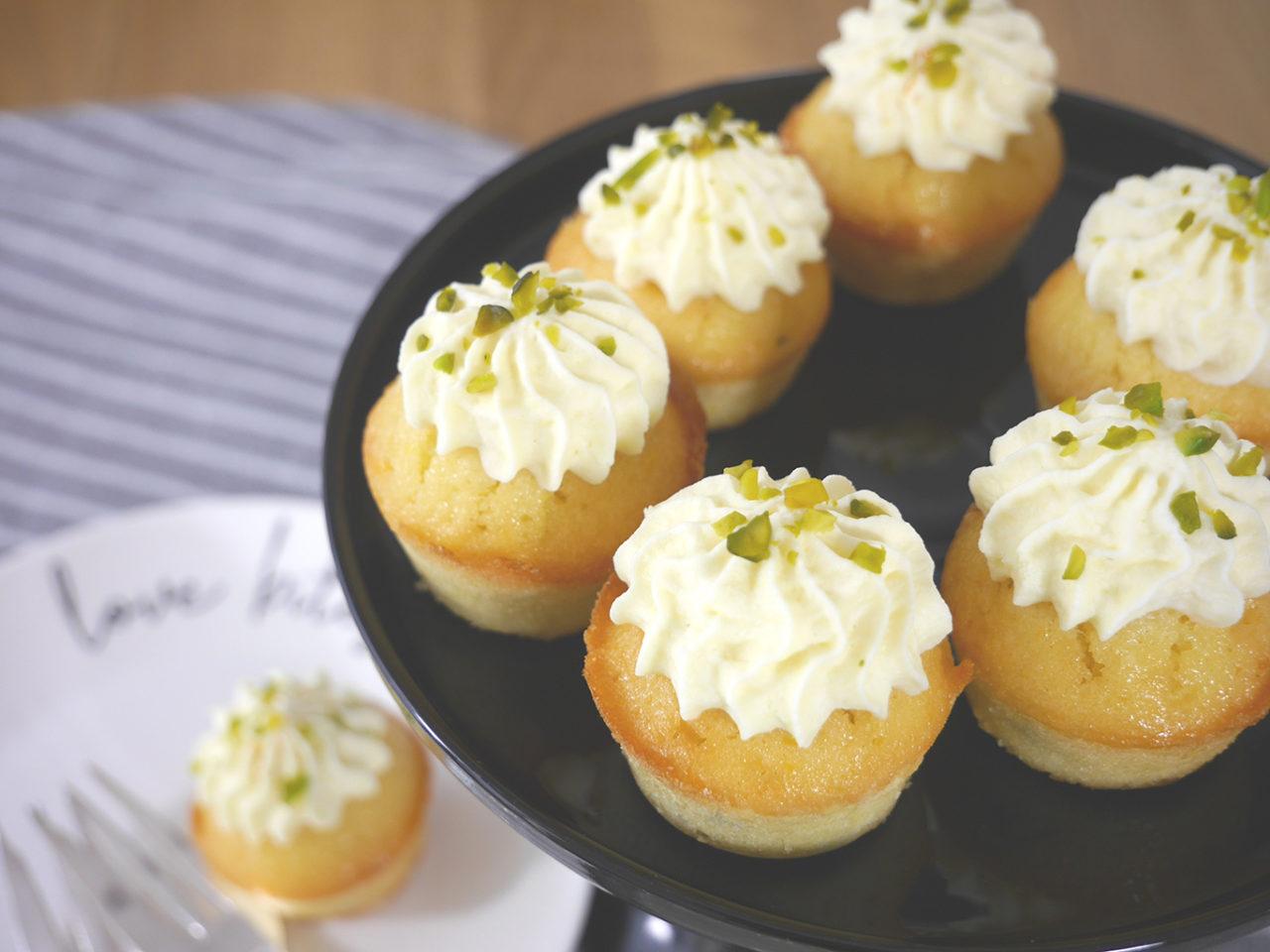GAG Immobilien AG Rezept Köln Beste Citrus Pistazien Cupcakes2