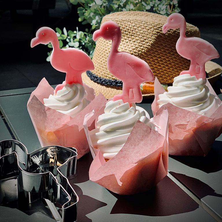 Köln Beste Leckerchen Flamingo Cupcakes 1