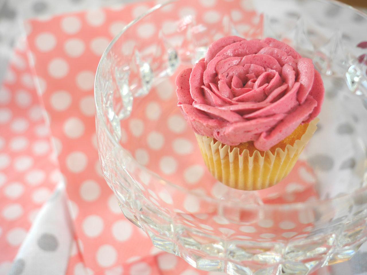 Köln Beste Leckerchen Rosen Cupcakes 2