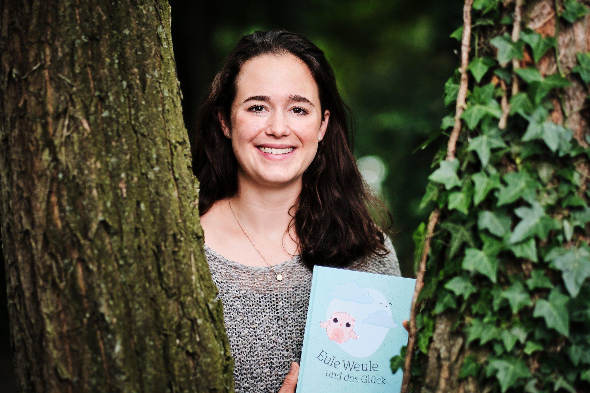 Friederike Zoubaa präsentiert ihr erstes Kinderbuch