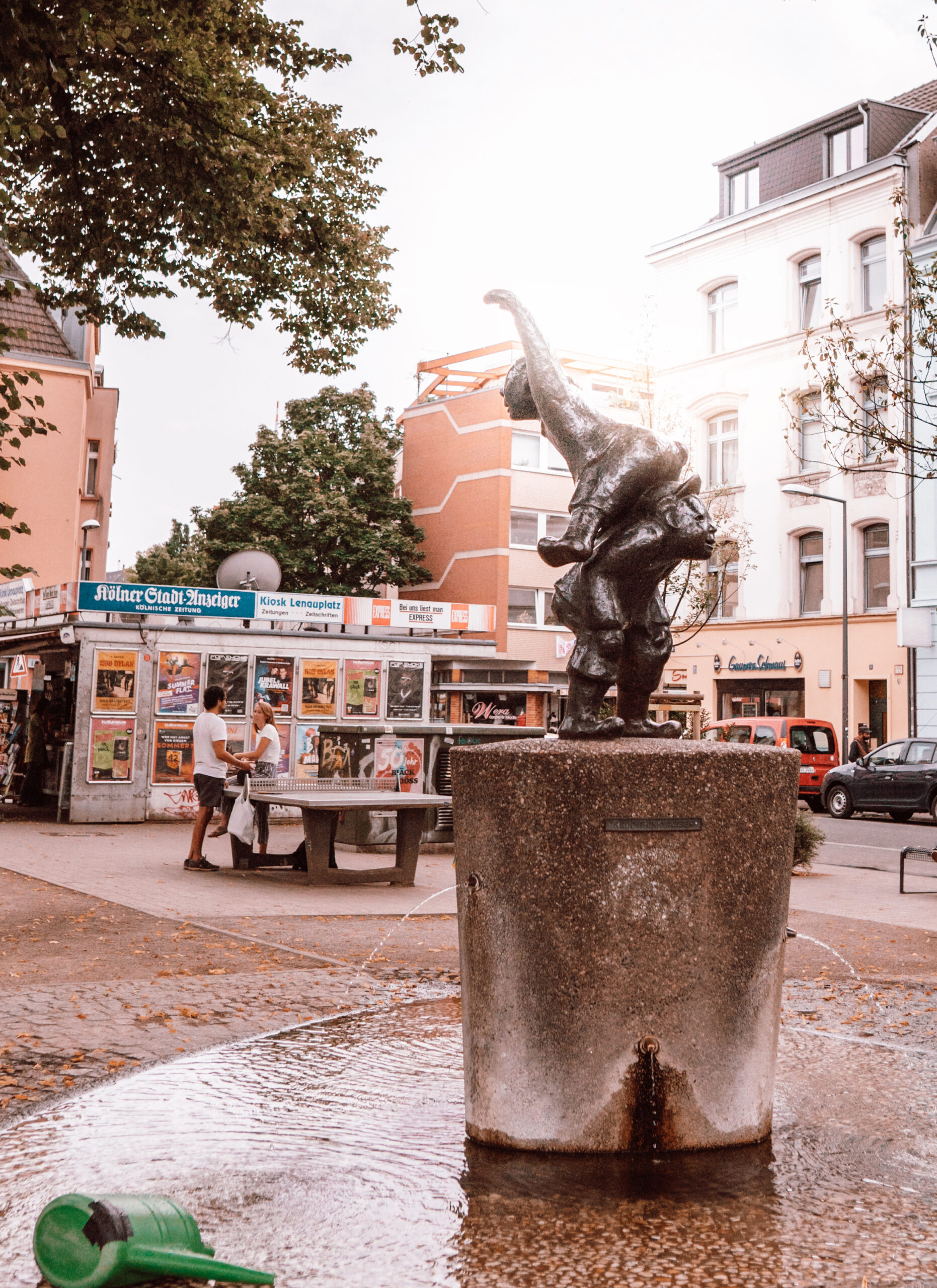 Tipps und Freizeitaktivitäten Neuehrenfeld Lenauplatz